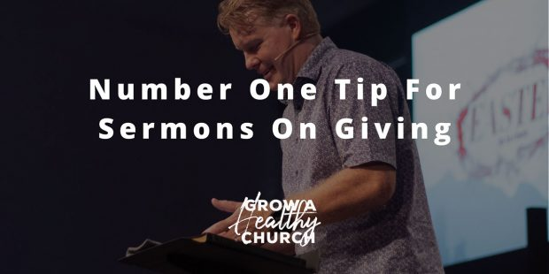 number tip sermons on giving