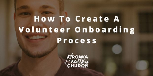 How To Create A Volunteer Onboarding Process