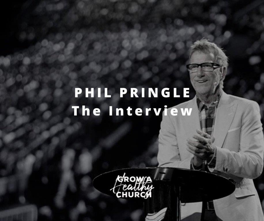 Phil Pringle The Interview