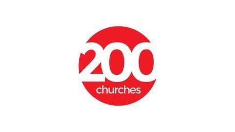 200 churches